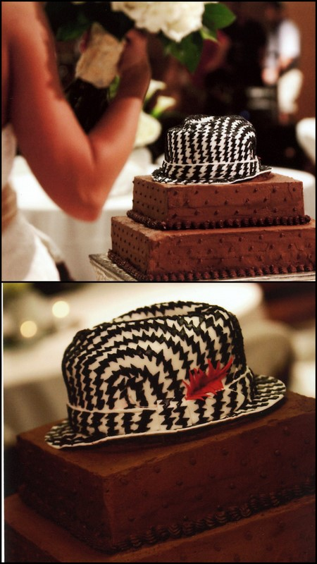 Paul Bear Bryant Groom's Cake